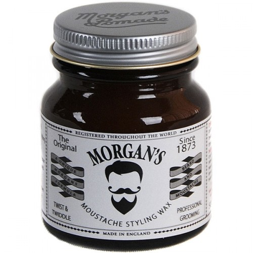 Morgan's Moustage Styling Wax Twist & Twiddle 50 g
