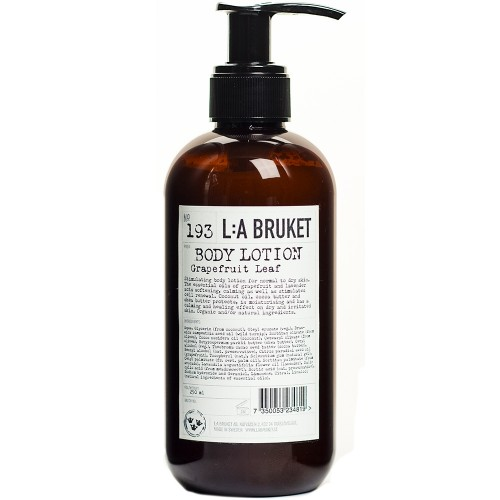 L:A BRUKET No.193 Body Lotion Grapefruit Leaf 250 ml