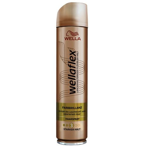 Wella Wellaflex Farbbrillianz Schaumfestiger 200 ml