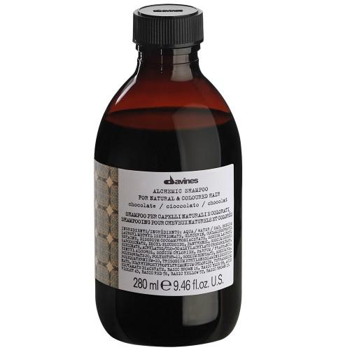 Davines Alchemic Chocolate Shampoo 280 ml