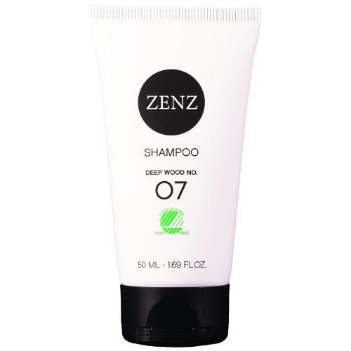 ZENZ No.07 Deep Wood Shampoo 50 ml