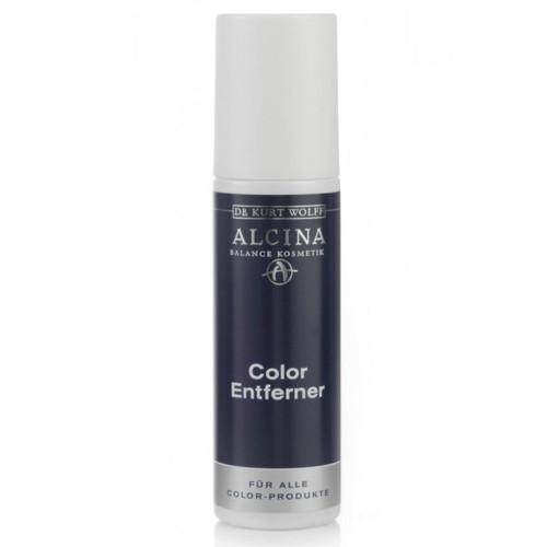 Löst unerwünschte Hautanfärbungen nach der Coloration Einfach mit einem Wattepad anzuwenden Beschreibung Der Color Entferner löst unwewünschte Hautanfärbungen nach dem Färben und Tönen.  Anwendung Color Entferner auf Wattepad geben und die betroffenen Hau