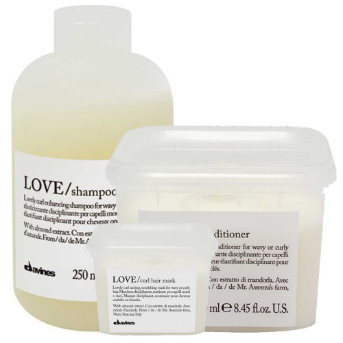Davines Essential Haircare Love Curl Set