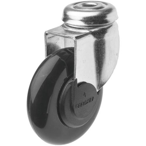 Efalock Clic Tec Rolle silber 4er Piccolo