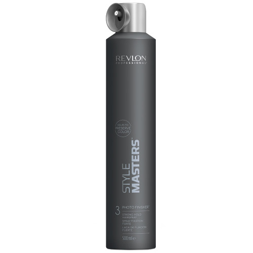 Revlon Style Masters Spray and Mousse Hairspray Photo Finisher 500 ml