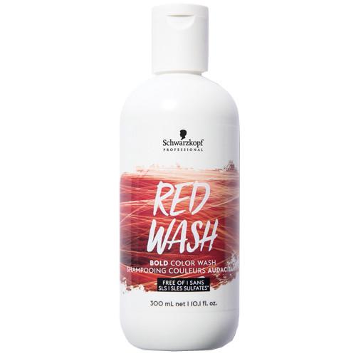 Schwarzkopf Bold Color Wash Rot 300 ml