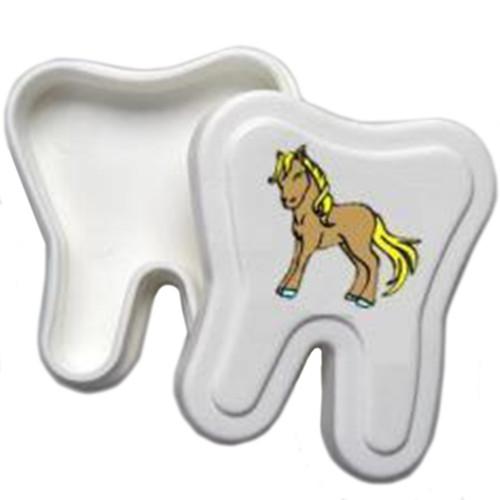 Prodent Milchzahnbox - Pferd