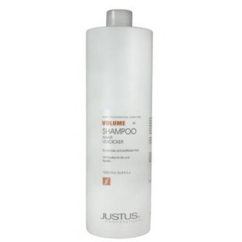 JUSTUS Volumen Shampoo  Haarverdicker 1000 ml