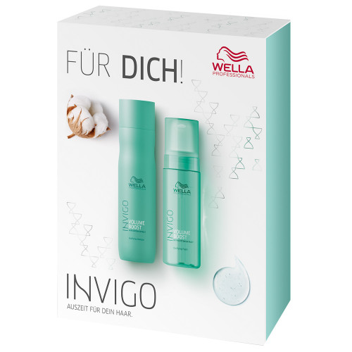 Wella Invigo Volume Boost Vorteilsset