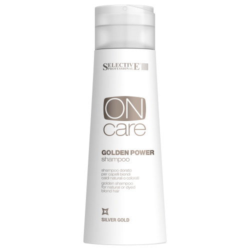 Selective on care Gold Power Shampoo 250 ml