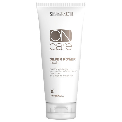 Selective on care Silver Power Maske 200 ml