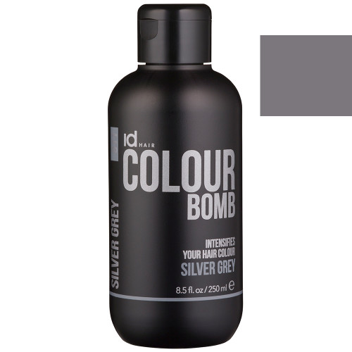 ID Hair Colour Bomb Silver Grey 911 250 ml