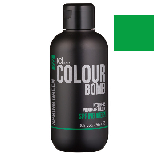 ID Hair Colour Bomb Spring Green 722 250 ml