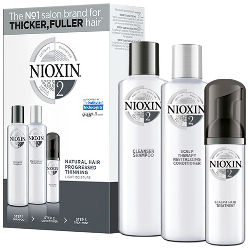 NIOXIN System 2 3-Stufen-System
