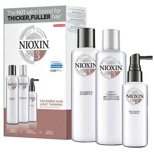 NIOXIN System 3 3-Stufen-System