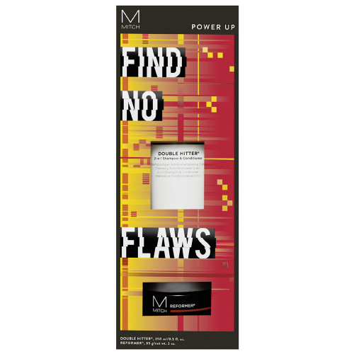 Paul Mitchell Mitch - Find No Flaws Geschenkset