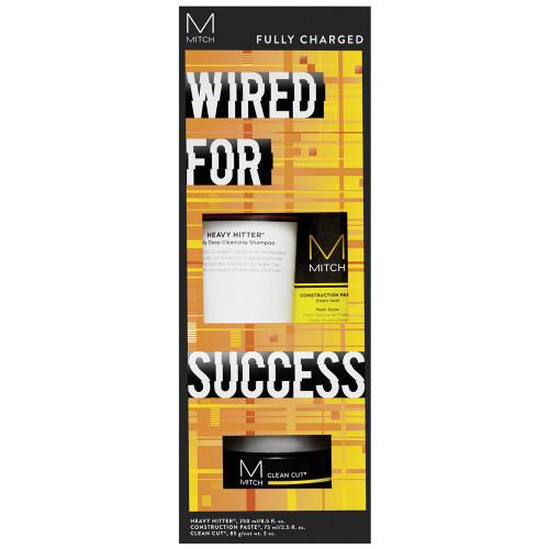 Paul Mitchell Mitch - Wired For Success Deluxe Geschenkset