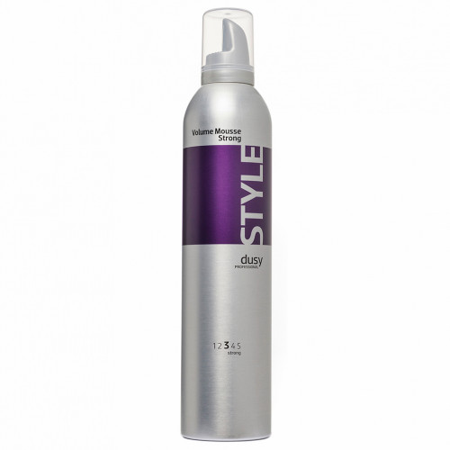 dusy professional Volume Mousse strong 400 ml