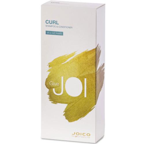 Joico Curl Geschenkset Shampoo + Conditioner