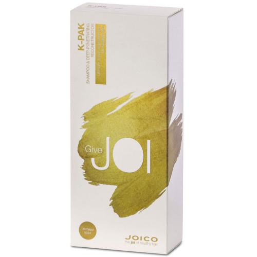 Joico K-Pak Geschenkset Shampoo + Deep-Penetrating Reconstructor