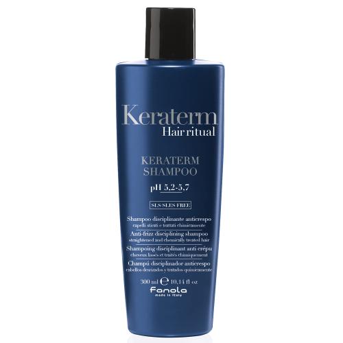 Fanola Keraterm Hair Ritual Shampoo 300 ml