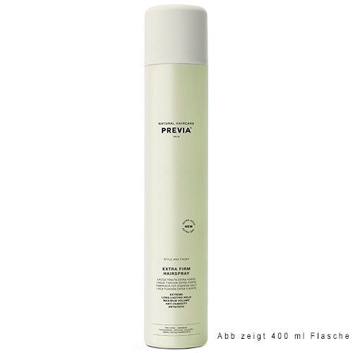 Previa Finish Verbascum Hairspray Extra Firm 200 ml