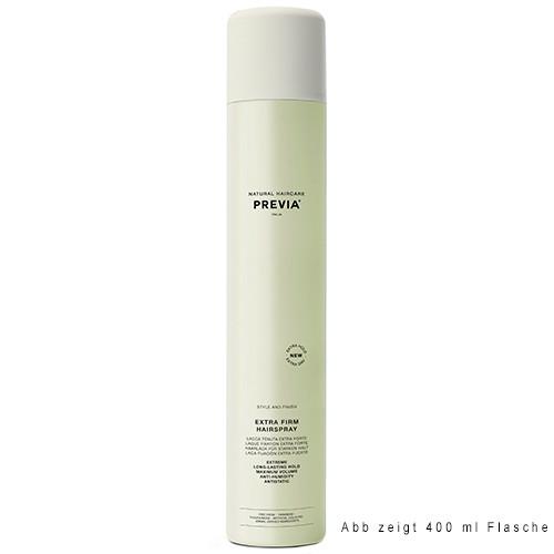 Previa Finish Verbascum Hairspray Extra Firm 350 ml