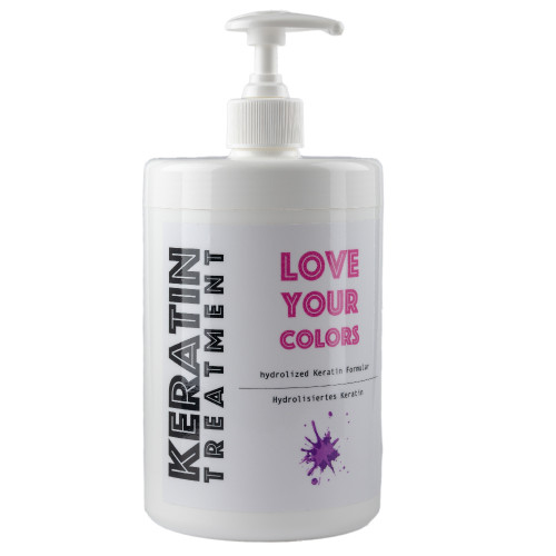 Rock Your Hair Keratin Treatment 1000 ml