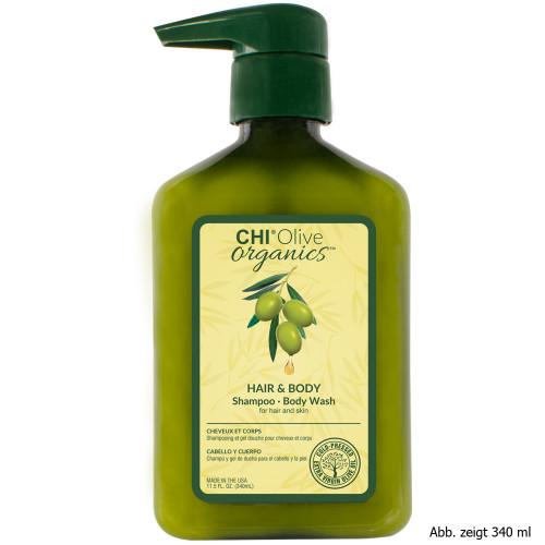 CHI Olive Organics Hair & Body Shampoo 710 ml