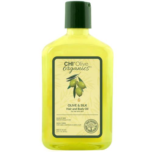 CHI Olive Organics Olive & Silk Hair & Body Oil 251 ml