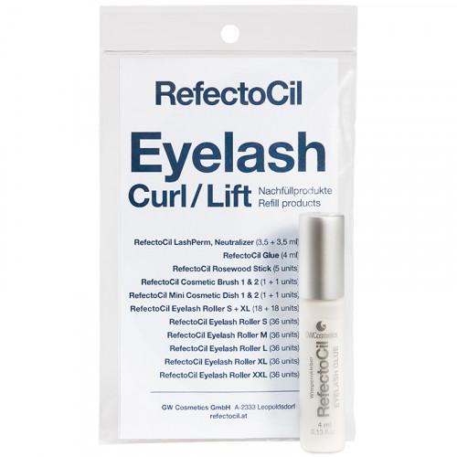 Refectocil Refill Eyelash Curl Glue 4 ml