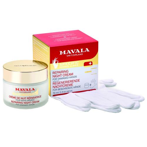 Mavala Regenerierende Nachthandcreme 70 ml