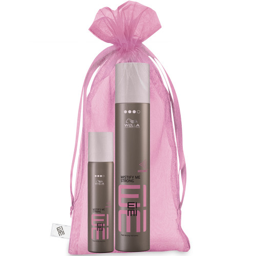 Wella EIMI Mistify Me Strong Styling Set