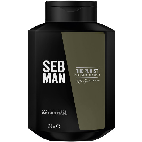 SEB MAN The Purist Shampoo 250 ml