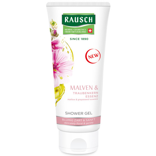Rausch Malven Shower Gel 200 ml