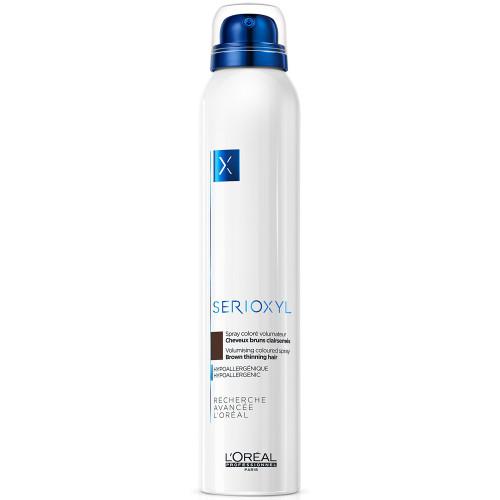 L'Oréal Professionnel Serioxyl Farbspray braun 200 ml