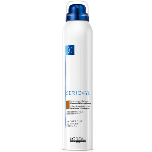 L'Oréal Professionnel Serioxyl Farbspray hellbraun 200 ml