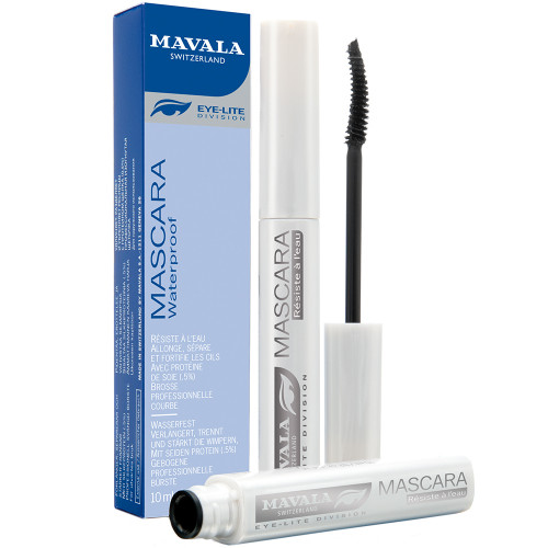 Mavala Mascara Waterproof Pflaume 10 ml