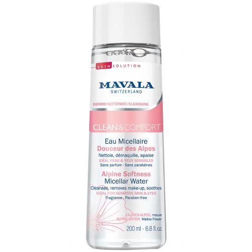 Mavala Sanftes Alpen Mizellarwasser 200 ml
