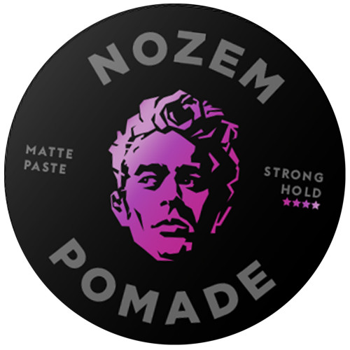 Nozem Matte Paste Strong Hold Pomade 100 ml