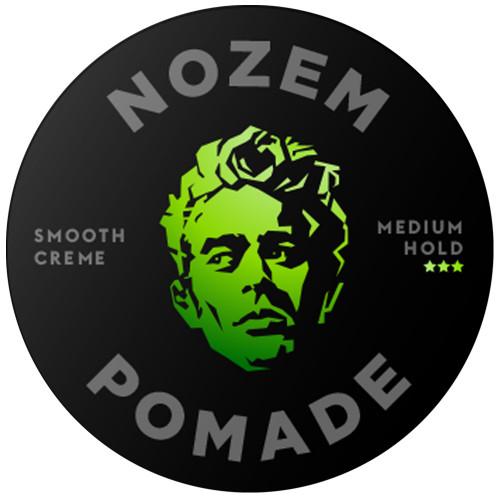 Nozem Smooth Creme Medium Hold Pomade 100 ml
