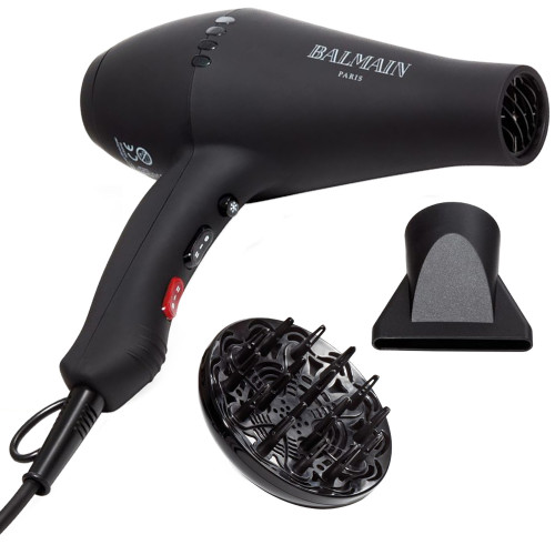 Balmain Professionel Infrared Blowdryer Black