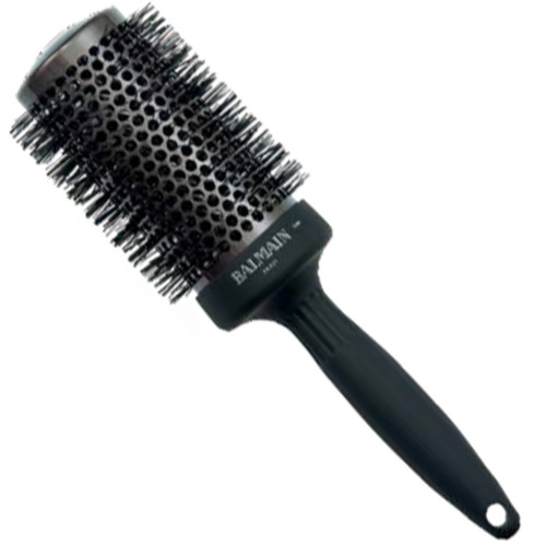 Balmain Professionell Ceramic Round Brush 53 mm Black