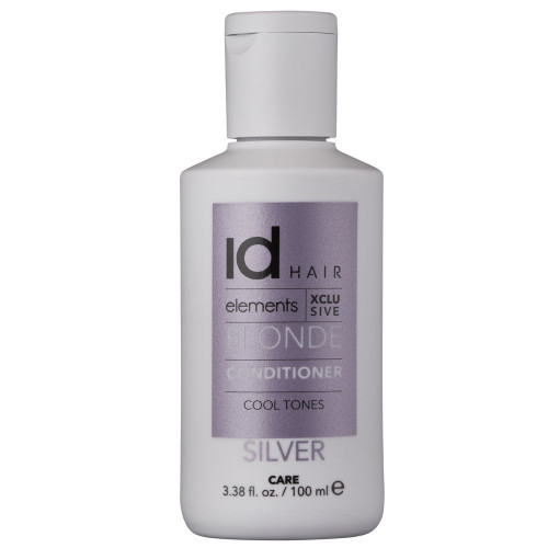 Id Hair Elements Blonde XCLS Silver Conditioner 100 ml
