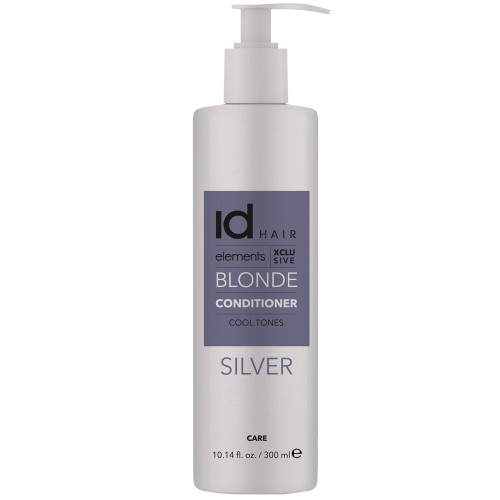 Id Hair Elements Xclusive Blonde Silver Conditioner 300 ml