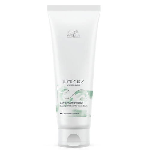 Wella Nutricurls Cleansing Conditioner 250 ml