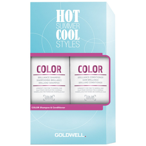 Goldwell Dualsenses Color Brilliance Pflegeduo