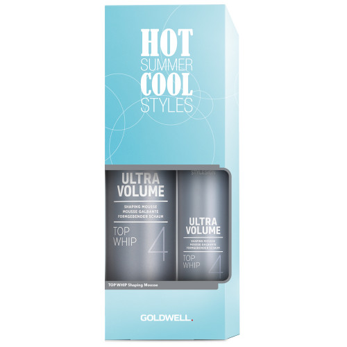 Goldwell Stylesign Perfect Hold Top Whip Duo 300 ml + 100 ml gratis