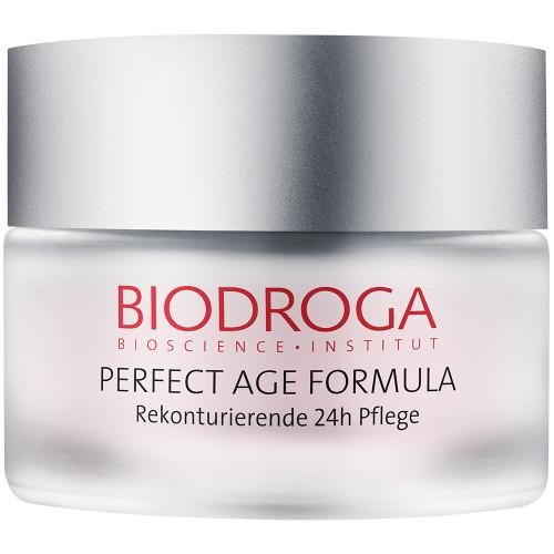 Biodroga Perfect Age Formula Rekonturierende 24h Pflege 50 ml