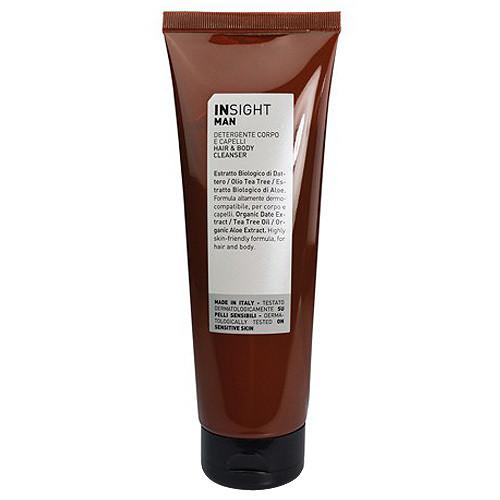 INSIGHT Man Hair & Body Cleanser 250 ml